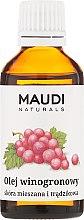 Духи, Парфюмерия, косметика Масло из виноградных косточек - Maudi