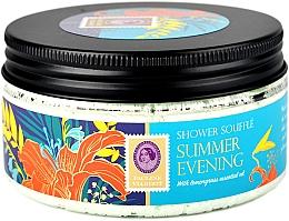"Духи, Парфюмерия, косметика Суфле для душа ""Летний вечер"" - Pauline Viardot Summer Evening Shower Souffle"