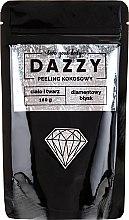 """Духи, Парфюмерия, косметика Кокосовый пилинг для лица и тела """"Алмазное сияние"""" - Dazzy Coconut Face & Body Peeling Diamond"""