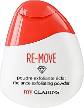 Духи, Парфюмерия, косметика Отшелушивающая пудра - Clarins My Clarins Re-Move Radiance Exfoliating Powder