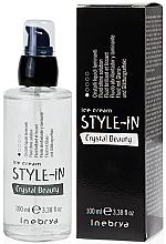 Духи, Парфюмерия, косметика Флюид для блеска волос - Inebrya Style-In Crystal Beauty