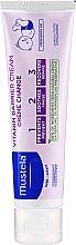 Духи, Парфюмерия, косметика Защитный крем под подгузник - Mustela Bebe Vitamin Barrier Cream