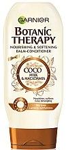 """Духи, Парфюмерия, косметика Бальзам-кондиционер """"Кокосовое молочко и макадамия"""" для сухих волос - Garnier Botanic Therapy Coco Milk & Macadamia"""