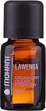 Духи, Парфюмерия, косметика Органическое эфирное масло лаванды - Mohani Lavender Organic Oil