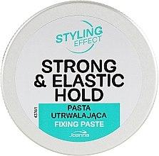 Духи, Парфюмерия, косметика Моделирующая паста для волос с маслом Ши - Joanna Styling Effect Strong & Elastic Hold Fixing Paste