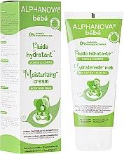 Духи, Парфюмерия, косметика Увляжняющий флюид для детей - Alphanova Baby Moisturizing Fluid