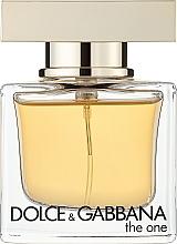 Духи, Парфюмерия, косметика Dolce & Gabbana The One - Туалетная вода
