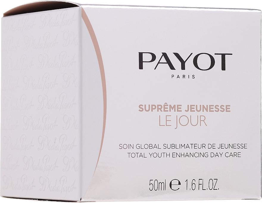 Антивозрастной дневной крем - Payot Supreme Jeunesse Jour Day Cream — фото N2