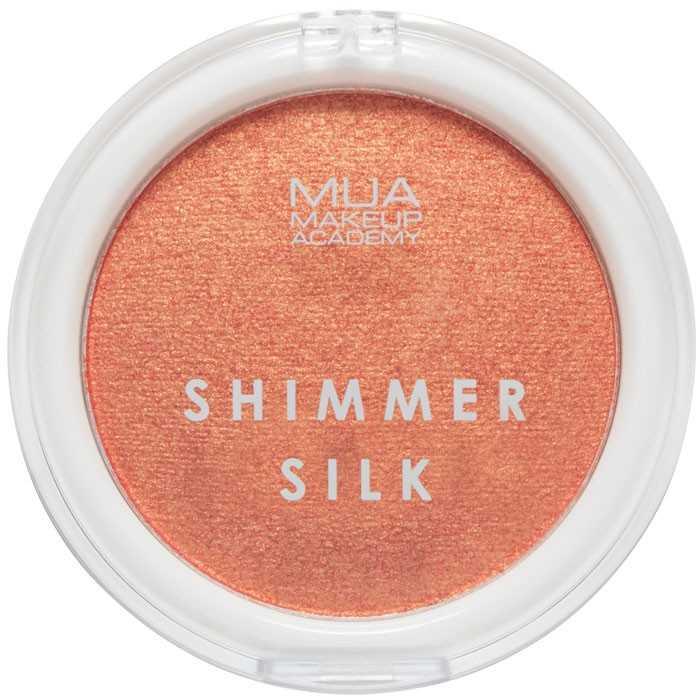 Хайлайтер - MUA Shimmer Silk — фото N1