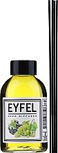 """Духи, Парфюмерия, косметика Аромадиффузор """"Виноград"""" - Eyfel Perfume Reed Diffuser Grapes"""