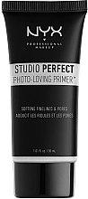 Духи, Парфюмерия, косметика Матирующая основа под макияж - NYX Professional Makeup Studio Perfect Primer