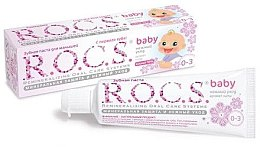 Духи, Парфюмерия, косметика Зубная паста с липой для детей - R.O.C.S. Baby