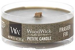 Духи, Парфюмерия, косметика Ароматическая свеча в стакане - Woodwick Petite Candle Frasier