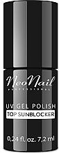 Духи, Парфюмерия, косметика Топ для гель-лака с защитой от солнца - NeoNail Professional Top Sunblocker