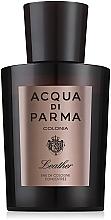 Духи, Парфюмерия, косметика Acqua di Parma Colonia Leather Eau de Cologne Concentrée - Одеколон