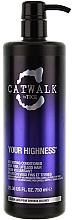 Духи, Парфюмерия, косметика Кондиционер для объема - Tigi Catwalk Volume Collection Your Highness Nourishing Conditioner