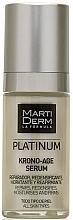 Сыворотка для лица против старения - MartiDerm Platinum Krono-Age Serum — фото N2