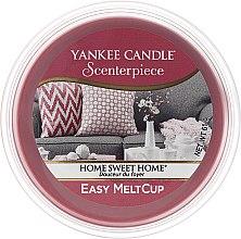 Духи, Парфюмерия, косметика Ароматический воск - Yankee Candle Home Sweet Home Scenterpiece Melt Cup