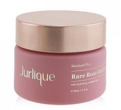Духи, Парфюмерия, косметика Увлажняющий гель для лица - Jurlique Moisture Plus Rare Rose Gel Cream
