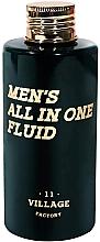 Духи, Парфюмерия, косметика Увлажняющий флюид для лица - Village 11 Factory Men's All in One Fluid
