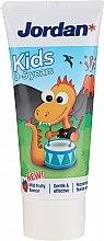 Зубная паста 0-5 лет, дракон - Jordan Kids Toothpaste — фото N1