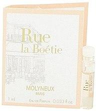 Духи, Парфюмерия, косметика Molyneux Rue la Boetie - Парфюмированная вода (пробник)