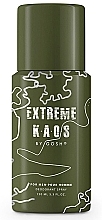 Духи, Парфюмерия, косметика Gosh Extreme Kaos For Men - Дезодорант-спрей