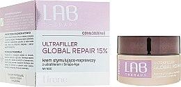 Духи, Парфюмерия, косметика Омолаживающий восстанавливающий ночной крем для лица - Lirene Lab Therapy Ultrafiller Global Repair 15%