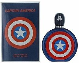 Духи, Парфюмерия, косметика Marvel Captain America - Туалетная вода