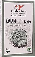 "Духи, Парфюмерия, косметика Порошок для волос ""Катам"" - Le Erbe di Janas Katan Powder"