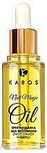 Духи, Парфюмерия, косметика Регенерирующее масло для ногтей - Kabos Nail Magic Oil