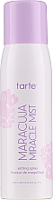 Духи, Парфюмерия, косметика Спрей для фиксации макияжа - Tarte Cosmetics Maracuja Miracle Mist Setting Spray