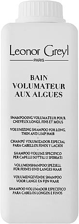 Шампунь с водорослями для придания объема - Leonor Greyl Bain Volumateur aux Algues — фото N4