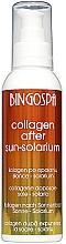 Духи, Парфюмерия, косметика Коллаген после загара с витамином Е, алоэ вера и шелком нони - BingoSpa Collagen