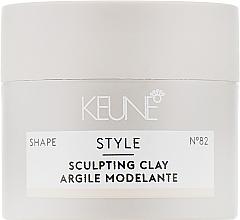 Духи, Парфюмерия, косметика Глина скульптурирующая для волос №82 - Keune Style Sculpting Clay (мини)
