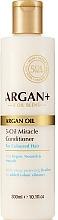 Духи, Парфюмерия, косметика Кондиционер для окрашенных волос - Argan + 5 Oil Miracle Conditioner
