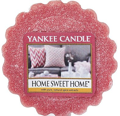 Ароматический воск - Yankee Candle Home Sweet Home Tarts Wax Melts — фото N1
