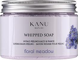 """Духи, Парфюмерия, косметика Мыло для пилинга """"Цветочный луг"""" - Kanu Nature Floral Meadow Peeling Soap"""