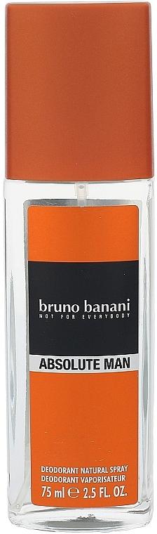 Bruno Banani Absolute Man - Дезодорант — фото N2
