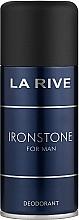 Духи, Парфюмерия, косметика La Rive Ironstone - Дезодорант