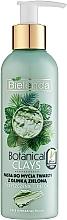 Духи, Парфюмерия, косметика Паста для лица с зеленой глиной - Bielenda Botanical Clays Vegan Face Wash Paste Green Clay