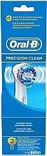 Духи, Парфюмерия, косметика Сменная насадка для электрической зубной щетки, 2шт - Oral-B Precision Clean