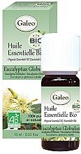 Духи, Парфюмерия, косметика Органическое эфирное масло эвкалипта шаровидного - Galeo Organic Essential Oil Eucalyptus Globulus