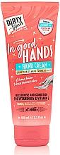 Духи, Парфюмерия, косметика Увлажняющий крем для рук, ногтей и кутикулы - Dirty Works In Good Hands Hand Cream