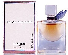 Духи, Парфюмерия, косметика Lancome La Vie Est Belle - Парфюмированная вода (мини)