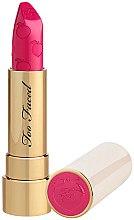Духи, Парфюмерия, косметика Матовая помада для губ - Too Faced Peach Kiss Moisture Matte Long Wear Lipstick