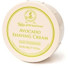 """Духи, Парфюмерия, косметика Крем для бритья """"Авокадо"""" - Taylor of Old Bond Street Avocado Shaving Cream Bowl"""