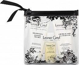 Духи, Парфюмерия, косметика Дорожный набор - Leonor Greyl Travel Kit for Colored Hair (shm/50ml + oil/25ml + cond/50ml)