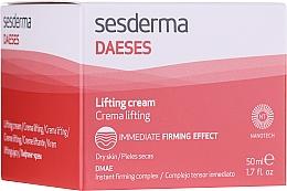 Духи, Парфюмерия, косметика Лифтинг-крем для лица - SesDerma Laboratories Daeses Immediate Firming Effect Lifting Cream