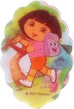 "Духи, Парфюмерия, косметика Мочалка детская ""Дора"", 169-3 - Suavipiel Dora Bath Sponge"